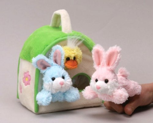 Easter Finger Puppet Playhouse 8