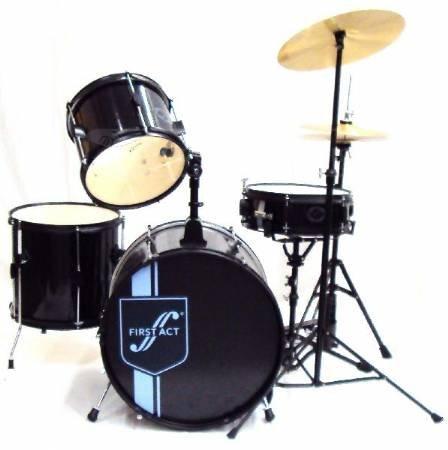 lowest price first act full size drum set md6010 on sale drum sets. Black Bedroom Furniture Sets. Home Design Ideas