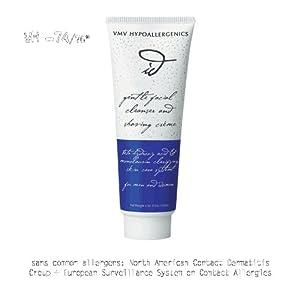 VMV Hypoallergenics Id Facial Cleanser and Shaving Cream 4.06 fl oz. from VMV Hypoallergenics