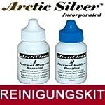 Arctic Silver ArctiClean 1 & 2 Soluti...