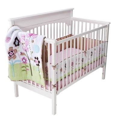 Circo® Baby Bedding 3Pc Set - Flowers front-972748