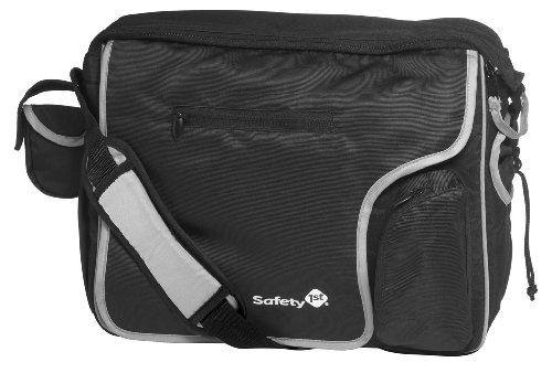 Safety 1st Mod'Bag 16034412 Borsa per cambio neonato con diversi scomparti, motivo Black Sky