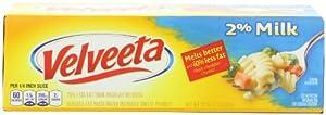Velveeta, 2 % Milk, 32-Ounce Loaves (Pack of 3)