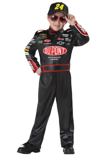 California Costumes Nascar Jeff Gordon Child Costume