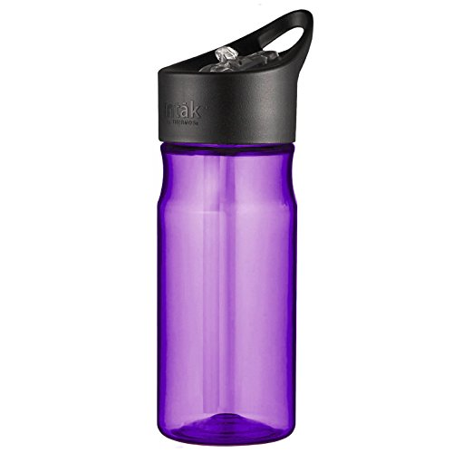 Thermos Intak 18 oz Hydration Water Bottle, Leak Proof, BPA Free (Thermos Intak 18 Ounce compare prices)