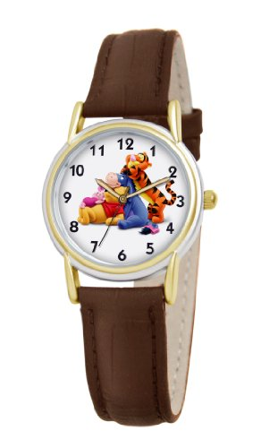 Disney Women's D097S007 Winnie The Pooh and Friends Watch