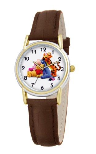 Disney Women's D097S007 Winnie The Pooh and Friends Watch