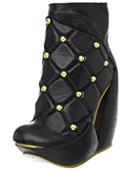 Irregular Choice Women's Velocity Ankle Boot
