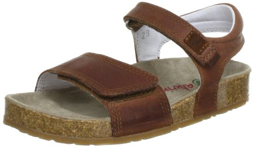 Naturino NATURINO 4979 C Sandals Girls Brown Braun (Marrone 9104) Size: 12.5 (31 EU)