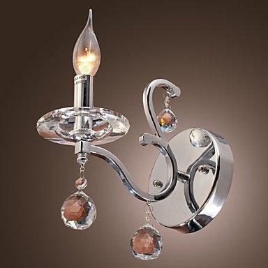 WETTINGEN - Lampe Murale Cristal - 1 slot à ampoule