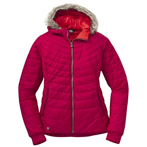 Outdoor Research - Giacca invernale da donna Women' s Breva Jacket, Donna, scarlet/flame, L