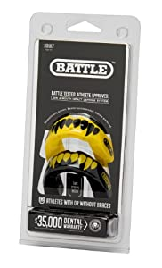 Battle Fang-Edition Mouth Guard (2-Pack) by Battle