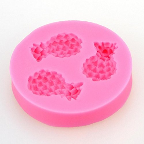 12 Zodiac Animals Chocolate Candy Cake Silicone Mold Pan 3D Assorted Shapes
