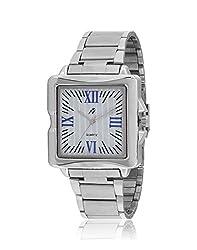 Yepme Men's Chain Watch - Silver