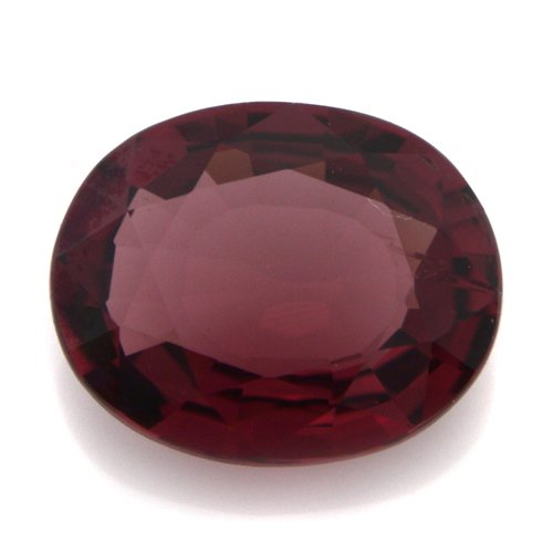 Natural Africa Pink Tourmaline Loose Gemstone Oval Cut 8*6mm 1.45cts Stunning