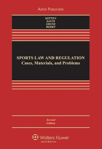 sport law case Tort law conduct that harms other people or their property is generally called a tort it is a private wrong against a person for which the person may recover damages.