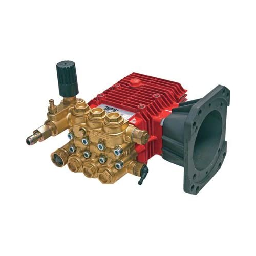 Image of NorthStar Pressure Washer Pump - 3.5 GPM, 4000 PSI, 11 HP Required, Model# NSZW3540