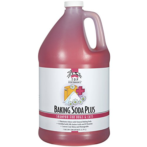 Top Performance Baking Soda Plus Dog and Cat Shampoo, 1-Gallon (Baking Soda Dog Shampoo compare prices)