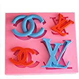 Ny Cake Chain Mold 19 Quot Long Silicone Amazon Com Grocery