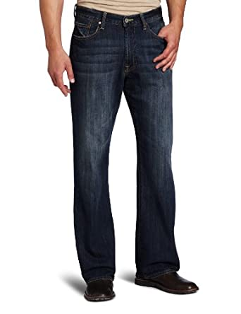 Lucky Brand Men's 181 Relaxed Straight Leg Jean in Ol Downtown Hipster, Ol Downtown Hipster, 30x32