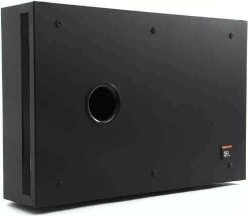 "Jbl Control Sb-2 10"" Stereo Input Dual Coil Subwoofer Black"
