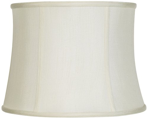 Imperial Collection Creme Drum Lamp Shade 14x16x12 (Spider) (Imperial Collection??? Creme compare prices)