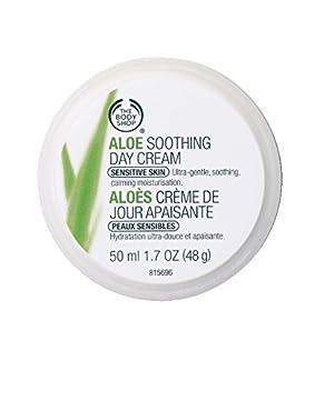 The Body Shop Aloe Soothing Day Cream Regular, 1.7 Ounce