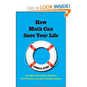 How Math Can Save Your Life - James D. Stein