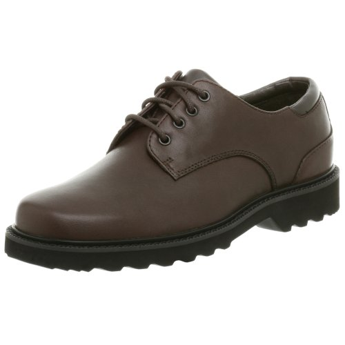 Rockport Men's Northfield Oxford,Dark Brown,10.5 M
