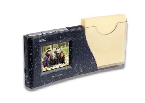 Royal 2.4 Digital Picture Frame w/ Notepad & Holder