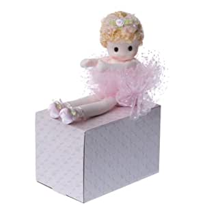 Tutu Ballerina Collectible Musical Doll - Pink