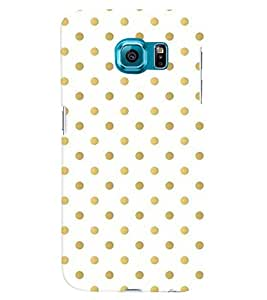 Samsung Galaxy S6 MULTICOLOR PRINTED BACK COVER FROM GADGET LOOKS