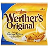 Werther's Original Traditional Chewy Toffees 110 g (Pack of 15)