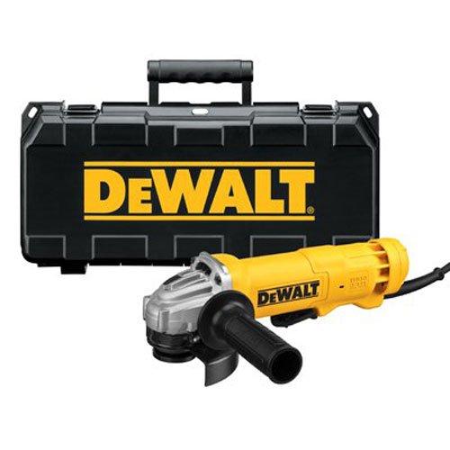 DEWALT DWE402K 4-1/2-Inch 11-Amp Angle Grinder Kit (Dewalt Angle Drill Kit compare prices)