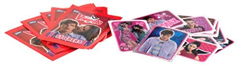 Topps - Cv6280 - Chica Vampiro - 8 Pochettes de 5 Stickers