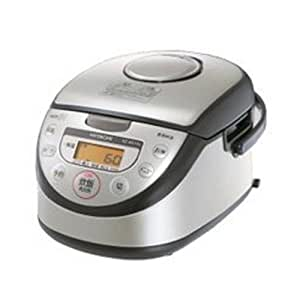 HITACHI 極上炊き 鉄入り厚釜 IHジャー炊飯器 RZ-NS10J-S