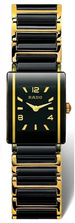 NEW RADO INTEGRAL LADIES WATCH R20383192
