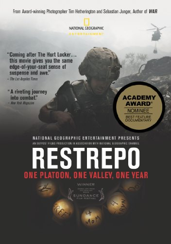 Cover art for  Restrepo