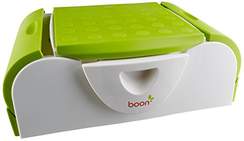 Boon Potty Bench Training Toilet with Side Storage