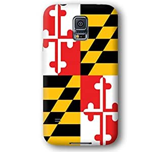 Flag United States Flags Samsung Galaxy S5 Slim Phone Case: Cell