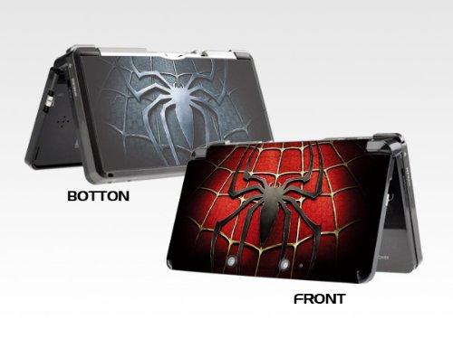 Spiderman Nintendo 3DS skins decorative decals sticker