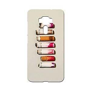 BLUEDIO Designer Printed Back case cover for Asus Zenfone 3 (ZE520KL) 5.2 Inch - G2656