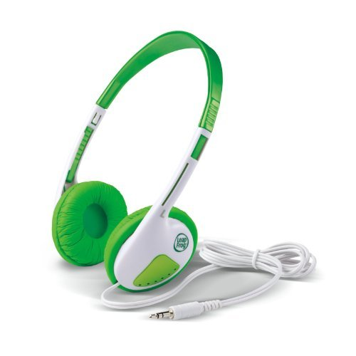 Designed For Little Learners For Big Learning Fun - Leapfrog Headphones, Green