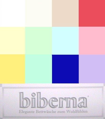 biber spannbettlaken f r kinderbett 70x140 cm steg 15 cm royalblau. Black Bedroom Furniture Sets. Home Design Ideas