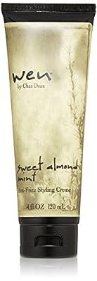 WEN by Chaz Dean Wen Sweet Almond Mint Anti-Frizz Styling Creme, 4 fl. oz.