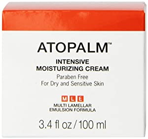 Atopalm Intensive Moisturizing Cream, 3.4 fl. Ounce