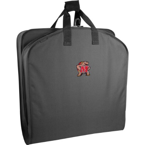 Wally Bags University of Maryland 40in. Suit Length Garment Bag