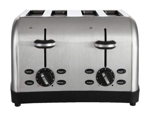 Learn More About Oster TSSTTRWF4S 4-Slice Toaster