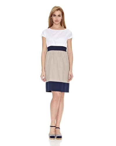 Vilagallo Vestido Color Block San
