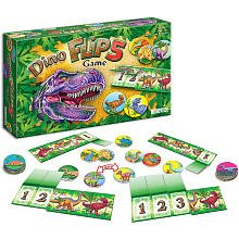 Briarpatch Dinosaur Flip Five Game